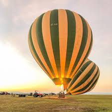 4 days Masai mara Balloon Safari