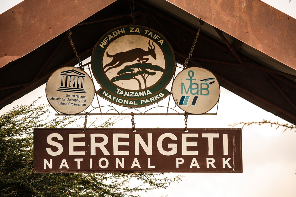 Serengeti park fees