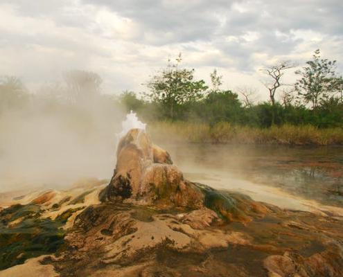 Semliki Valley Wildlife Reserve